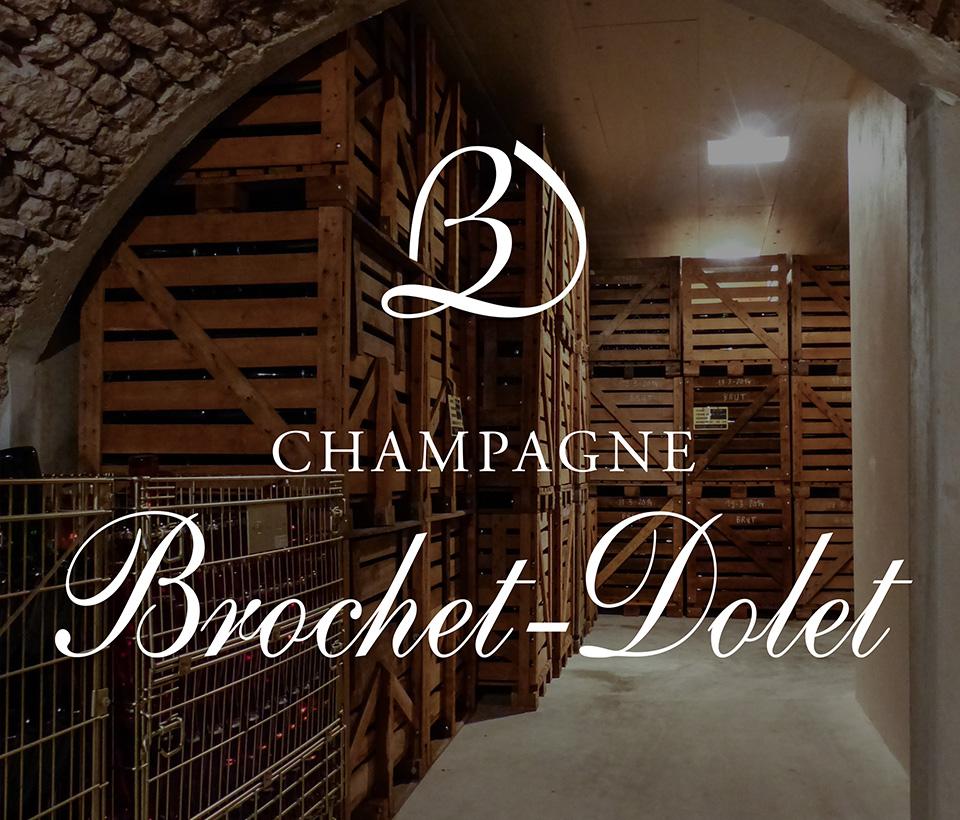 Champagne Brochet Dolet